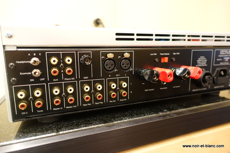 OCTAVE AUDIO V80SE