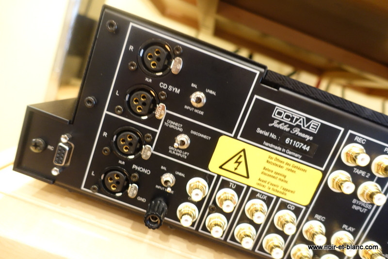 OCTAVE JUBILE PREAMP