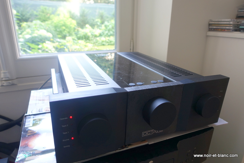 OCTAVE AUDIO JUBILEE PREAMP